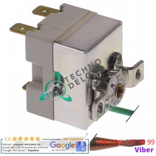 Термостат защитный Campini 0-90°C 1CO HLE.00.00213 посудомоечной машины Elviomex Alfa Barline и др.