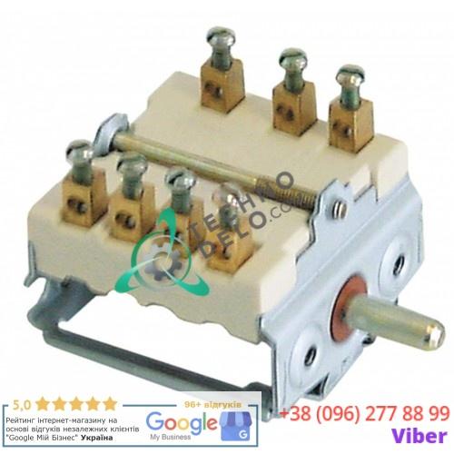 Кулачковый переключатель EGO 49.24215.001 / A01001 для куриного гриля Roller Grill RBE8