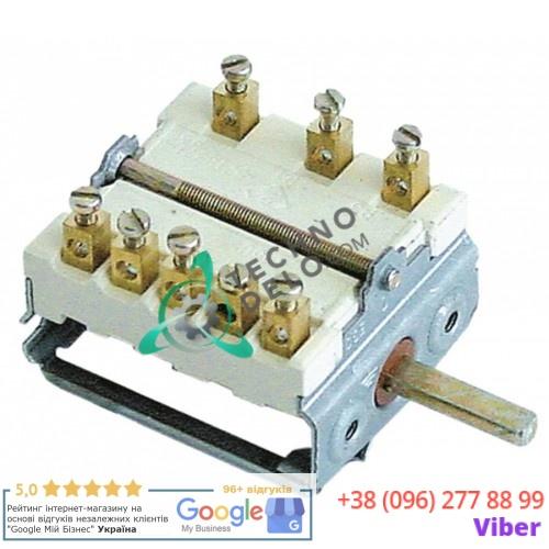 Переключатель EGO 49.27215.802 2NO/1CO 0-1-2 16A 35050100 для плиты Bertos, Firex, GIGA, Olis и др.