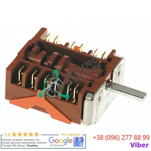 Пакетный переключатель EGO 46.27266.813, 059238 для Electrolux, Zanussi и др.