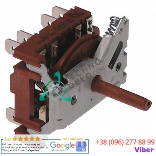 Выключатель кулачковый 232.300221 sP service