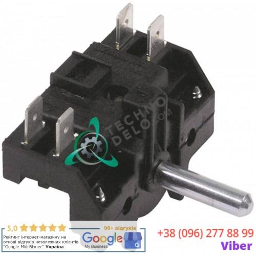 Кулачковый выключатель 16A 250V - max 150°C Smeg 811730206