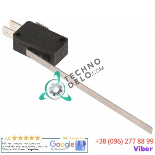 Микровыключатель (микрик) L98мм 62025700 T00204 для Scotsman, Electrolux, Sammic, Kuppersbusch