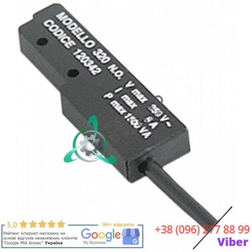 Выключатель электромагнит 65x20x9мм 1NO 24В 120333 120342 для Comenda, Hoonved, Lamber и др.