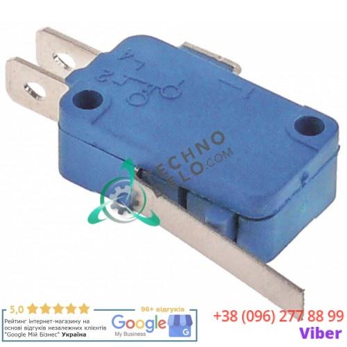 Концевой выключатель-микрик с рычагом 30мм 250В 16А / универсальный