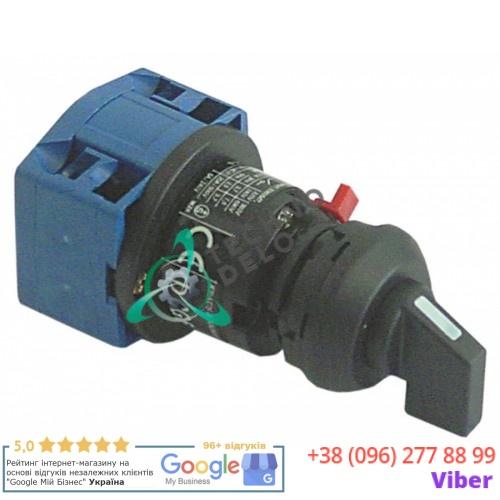 Выключатель Kraus & Naimer CH6 A290-600 FS1 0-1 для Meiko DV120B, DV80 (арт. 0123260, 0123271)