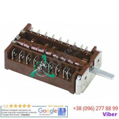 Пакетный переключатель EGO 42.04000.020 01071 для плиты Tecnoinox РРF70E7 и др.