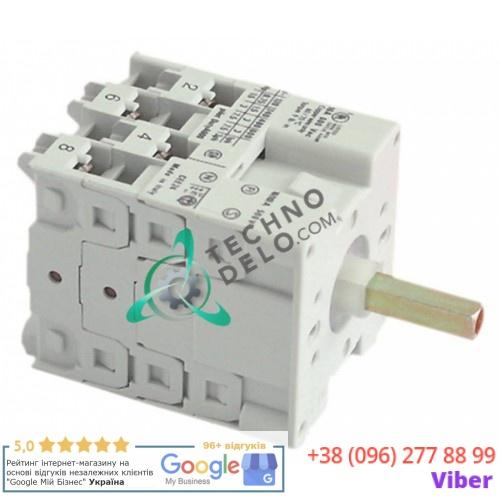 Выключатель Breter 11284 0-1 600В 16А ELF000598 для Colged, Nuova Simonelli и др.