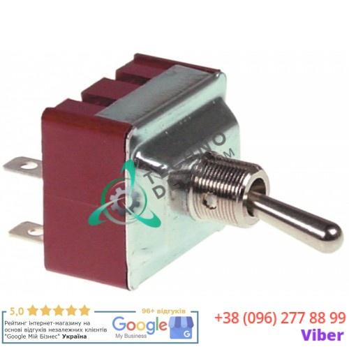Выключатель рычажный 232.346522 sP service