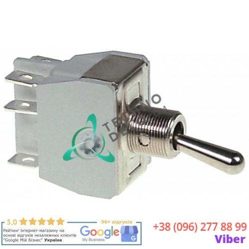 Выключатель рычажный 232.346529 sP service