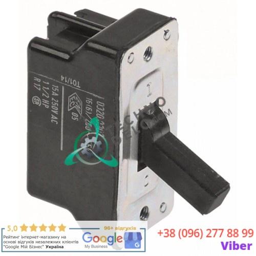 Выключатель рычажный 232.346531 sP service