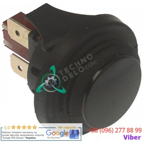 Кнопка 0C2129 для сковороды под давлением электрической Zanussi/Electrolux