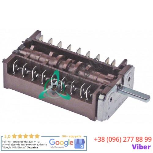 Пакетный переключатель EGO 4200001001, 8NO 10 позиций COM000 COM002 COM037 для Garbin и др.