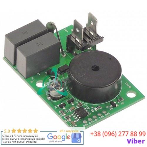 Электронная плата зуммер 54х48мм KTM1000C / KTM1001C для печей Unox