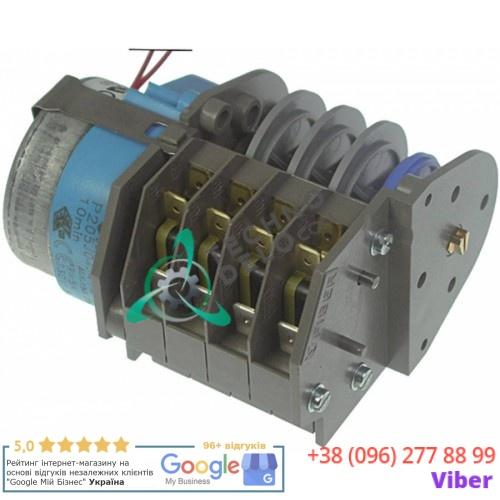 Таймер/программатор Fiber P205J04J414 10 минуты 230В для оборудования Electrolux, Rancilio и др.