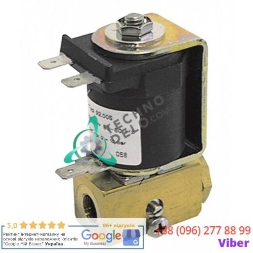 Клапан электромагнитный Muller 061408 230VAC 1/8IG L30мм для печи Eloma, Palux и др.
