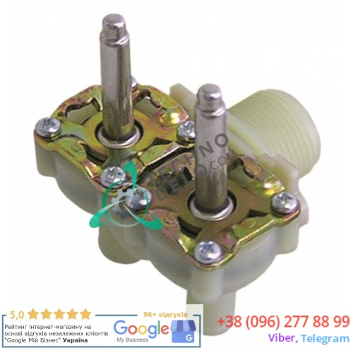 Корпус клапана Muller 3/4 d14.5мм 5001057 0113125 для Convotherm, Meiko и др.