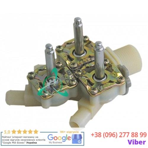Корпус клапана Muller 089540 тройной 3/4 d14.5мм 0113261 посудомоечной машины Meiko