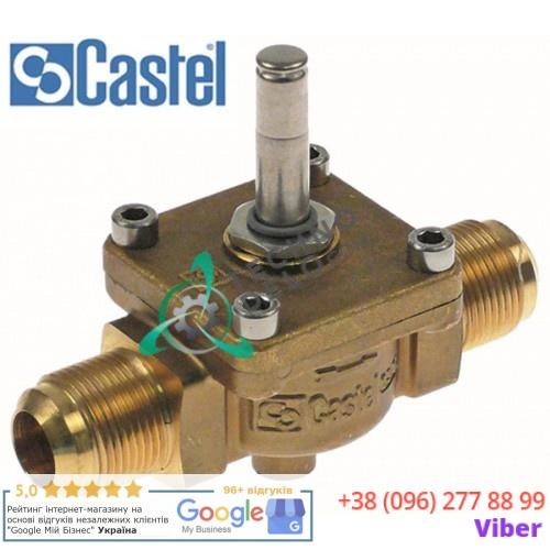 Корпус клапана Castel NC 1090/6S резьба 3/4 SAE длина 124 мм