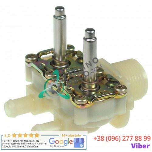 Корпус клапана Muller двойной 3/4 d11.5мм 30020314 для печи Krefft, Rational и др.