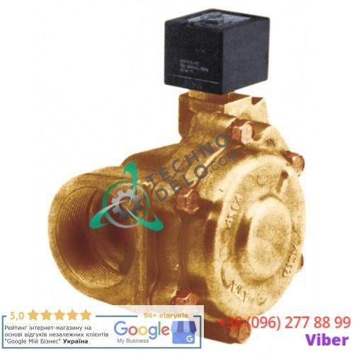 Клапан электромагнитный Asco серия 220 1 дюйм L95мм 400426-117 230VAC вода/пар