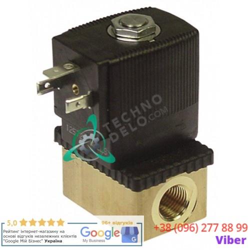 Клапан электромагнитный Burkert 6013 1/4 230VAC
