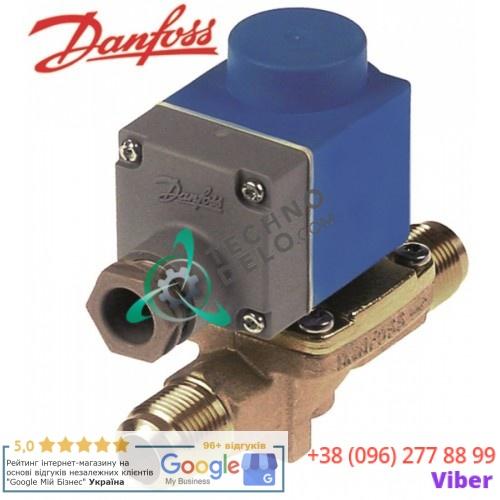 Клапан электромагнитный Danfoss EVR 15 NC 7/8 UNF (16 мм) 230V