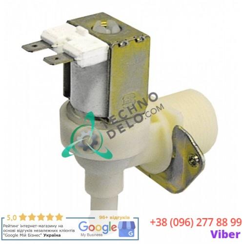 Клапан электромагнитный одинарный TP 230VAC 3/4 d11.5мм 44557 печи Smeg ALFA