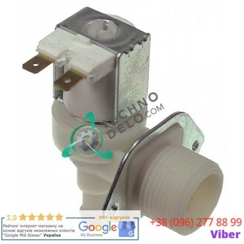 Клапан электромагнитный TP 230V max 90°C Smeg Alfa 813050125
