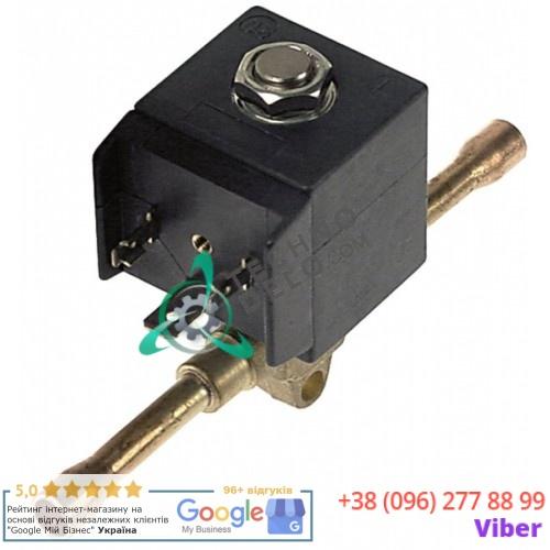 Клапан электромагнитный хладагента CEME 6807 230В d6мм RF00B770 для Brice Italia, Eurfrigor и др.