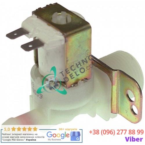 Клапан электромагнитный Elbi одинарный 230VAC вход 3/4 выход d-11.5мм 2 л/мин DN10 Z1ID003 льдогенератора Scotsman, Simag