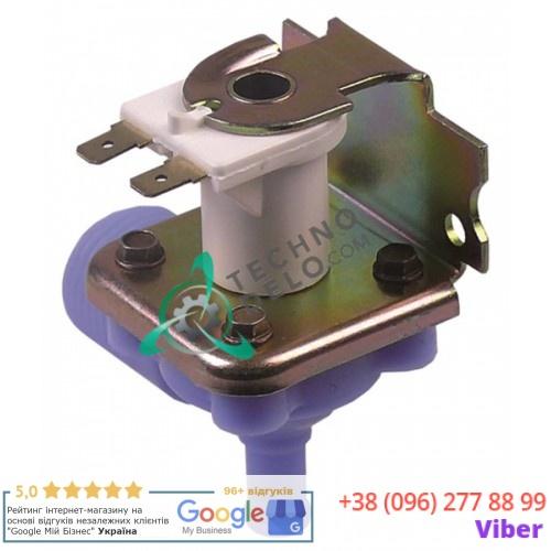 Клапан электромагнитный одинарный 240VAC 3/4 d11.5мм 1200244626 для Icematic, Scotsman и др.