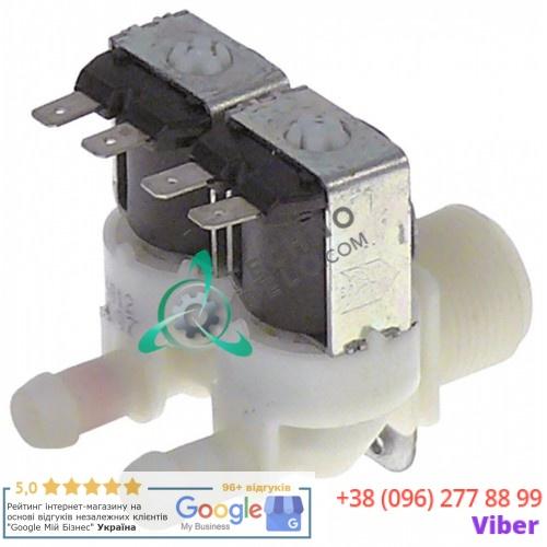 Клапан электромагнитный Elbi 230VAC 3/4 d11.5мм 65010562 льдогенератора Icematic, Scotsman и др.
