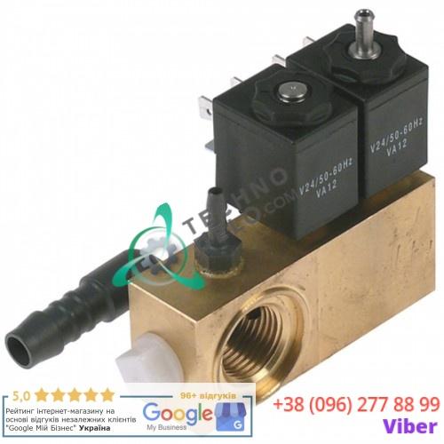 Блок-соленоид 24VAC (переменный ток) VA12 0280027 для Henkelman Jumbo Plus и др.