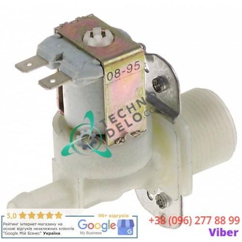 Клапан электромагнитный Elbi 3/4 d12мм 65010503 льдогенератора Scotsman, Icematic