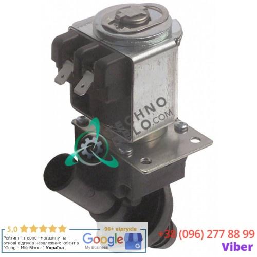 Клапан сливной 230V d17мм 323785 посудомоечной машины Hobart