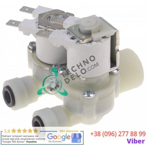 Клапан электромагнитный двойной RPE 230VAC 3/4 JG8 RPE 01201790 ELE30005 KEE00005 для Piron, Tecnoeka