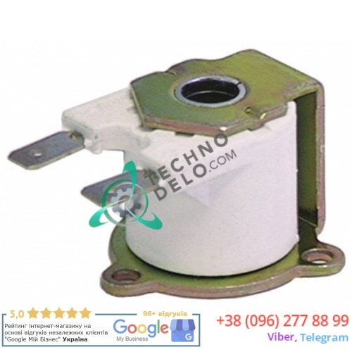 Катушка электромагнитного клапана для печей Unox / RPE 230VAC 8,4VA (крепление 3 ушка)