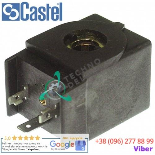 Катушка электромагнитная Castel HM2 24VAC 8VА ø11,5мм для Irinox, Casta и др.