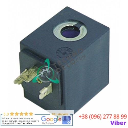 Катушка электромагнитная Sirai Z110A/Z114A/Z134A 24VDC 13VA ø14мм 630976 для Comenda и др.