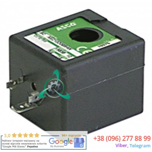 Катушка электромагнитная Asco 400325-117 230VAC 0113251 для Meiko и др.