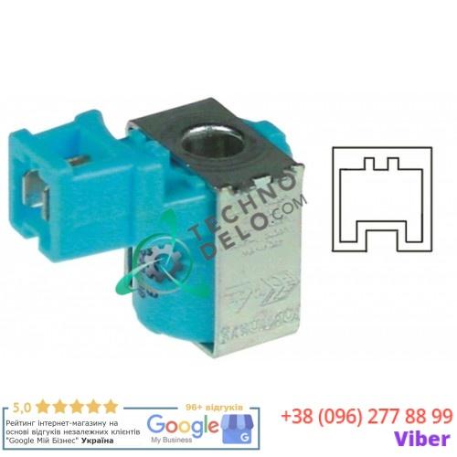 Катушка электромагнитная (соленоид) 6W 230VAC кодированный штекер