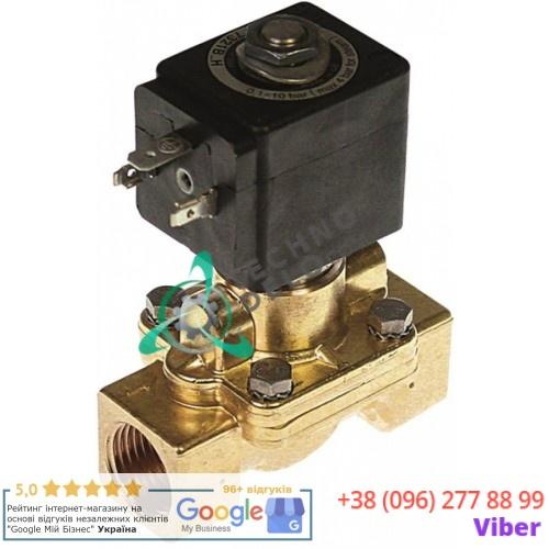 Клапан электромагнитный Parker 7321(PM143) L72мм 1/2 DZ06S6 230VAC