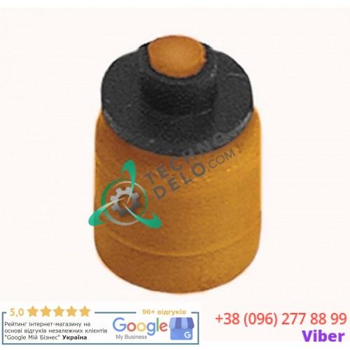 Переходник клапана Elbi расход 2,5л/мин оранжевый 0L0167 172834 RTFOC00120 650105 для Angelo Po, Electrolux, Scotsman, Simag