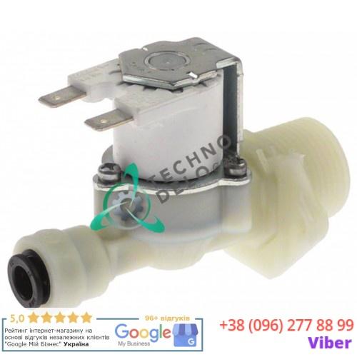 Соленоид (клапан) RPE 220VAC EL029 EL1041A0 EL1085 KEE00004 для Unox, Piron, Garbin и др.