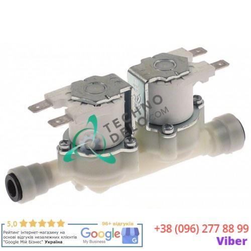 Клапан электромагнитный RPE EL1361A / KEL1360A для печи UNOX XBC1005, XVC505, XVC705 и др.