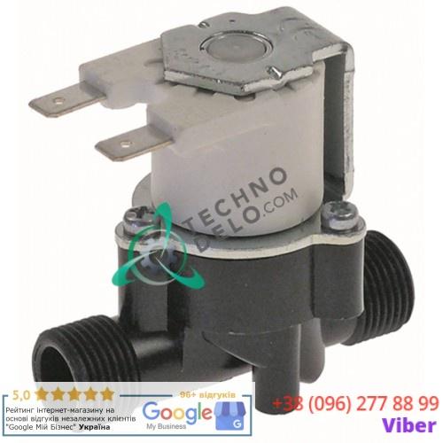 Клапан электромагнитный одинарный RPE 4115NC230V 3/8 5011013 печи Convotherm