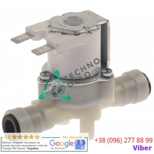Клапан электромагнитный RPE 160001230V 230VAC фитинг JG8 7711120 для печи Primax и др.