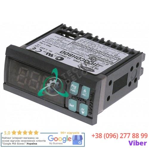 Контроллер CAREL IR33C0HB00 71x29x94 мм 115/230VAC датчик NTC 74700743 для холодильного оборудования Afinox и др.