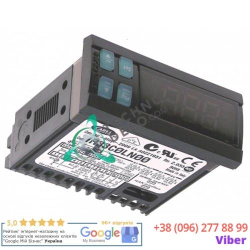 Контроллер CAREL IR33C0LN00 интерфейс IR/RS-485 71x29x70,5мм 12/24V NTC 33730689 80371006 для Icematic, IRF и др.